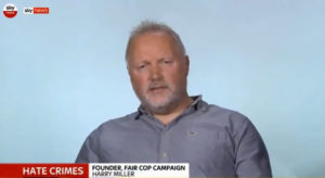 Harry Miller on Sky News