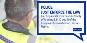 About Fair Cop