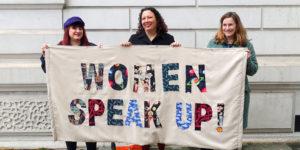 Women Speak Up!